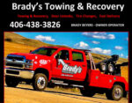 Brady's Towing & Recovery