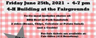 Broadwater County Fair Fundraiser