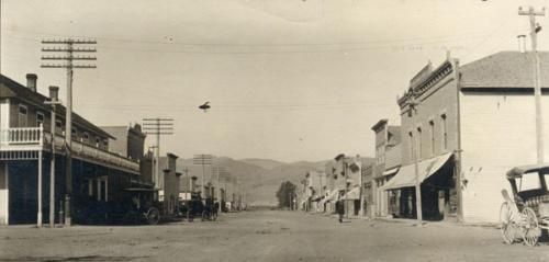 Main St Townsend 1905 600