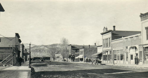 Main Street about 1910