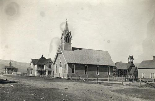Methodist Church -1899 600