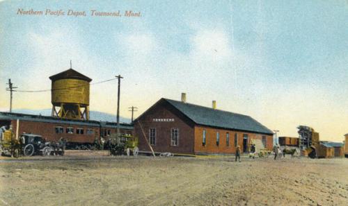 NP Depot  Townsend