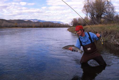 Fishing and Hunting
