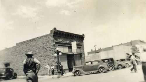 Ranger Station Townsend 1940