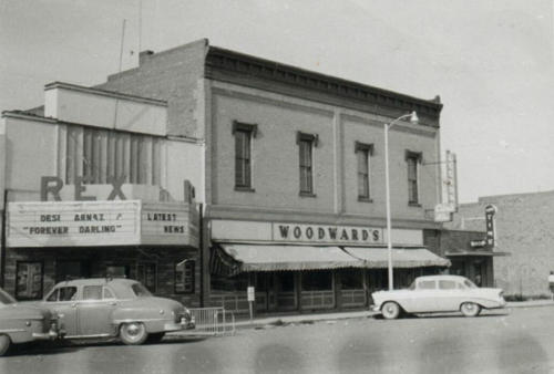 Rex and Woodward 600