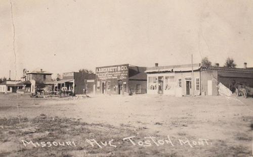 Toston 1910 600