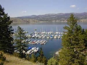 Canyon Ferry Lake