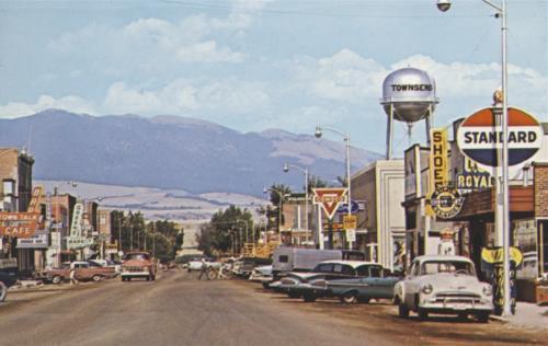 townsend mt pc 1960